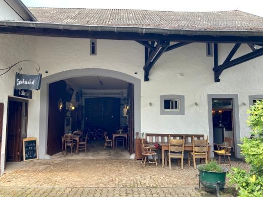 Scheune - Hinkelshof Café